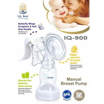 Hot Item - IQ Baby 900 - Manual Breast Pump - Butterfly Wing