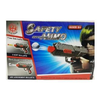 Harga Tata Toys Pistol Safety Ammo Shoot Game YS02A