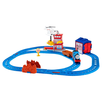 Harga Fisher-Price® Thomas & Friends™ Motorized Railway Sodor Search & Rescue Set
