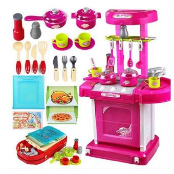 Harga Mao Family Kitchen Koper Pink
