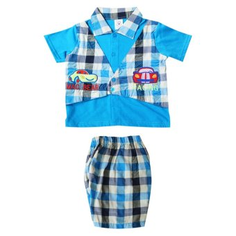 Harga MacBear Checkers Fast Furious Set