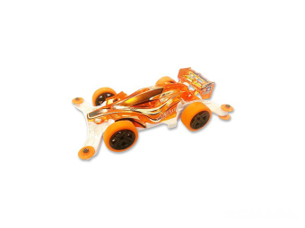 Tamiya #95083 Aero Avante Clear Special - Orange