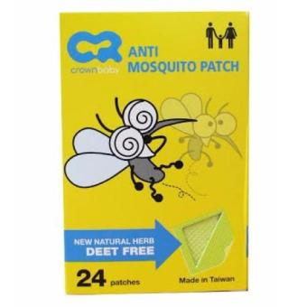 Harga Crown Anti MosQuito Patch