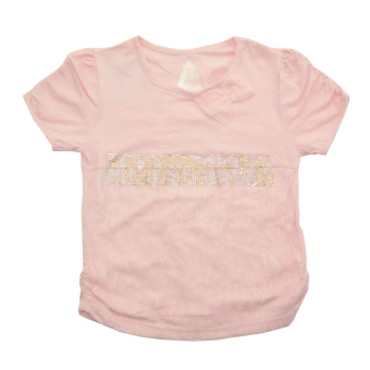 Bearhug Top Jenavieve For Baby Girl - Pink
