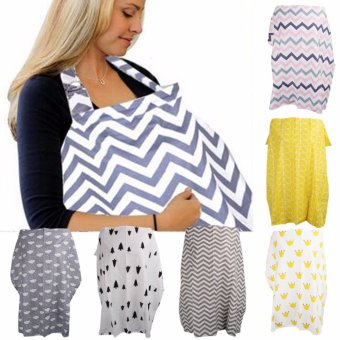 Harga Mother Breast Feeding Maternity Nursing Apron Breastfeeding Covers Storage Bag(Small Tree) - intl
