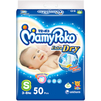 Harga MamyPoko Pants Extra Dry Taped