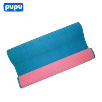 Harga Pupu Air-Filled Rubber Cot Sheet Size L Polos (Biru Dan Pink)