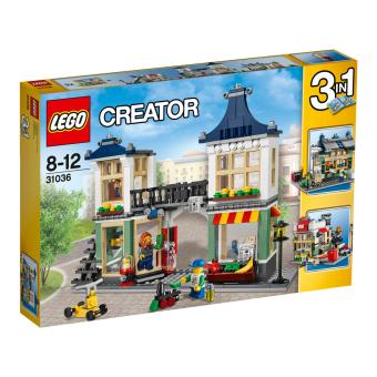 Harga LEGO® Creator - Toy & Grocery Shop