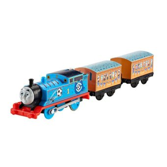 Harga Thomas and Friends TrackMaster Red Vs Blue Thomas - DFM83