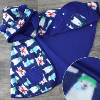 Cuddle Me Baby Cape Jaket Multifungsi untuk Bayi & Anak Jaket Anak Jaket .