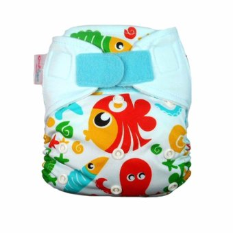 Harga Cluebebe Cloth Diapers Pocket Classic Motif Seaworld