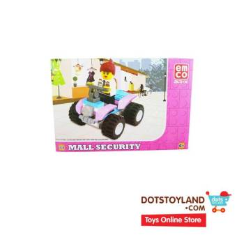 Harga Emco Brix Mall Security - 33