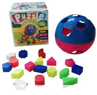 Mainananak Jakarta - Puzzle Ball Mainan Edukasi Anak