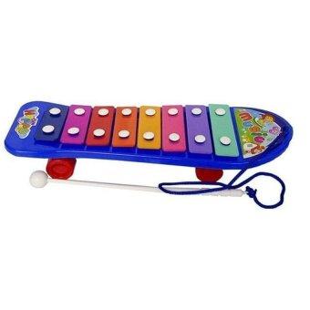 Harga honey bee babyshop Xylophone Skateboard Mainan Musical - Kolintang