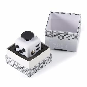 The Ultimate Fidget Cube - Black and White