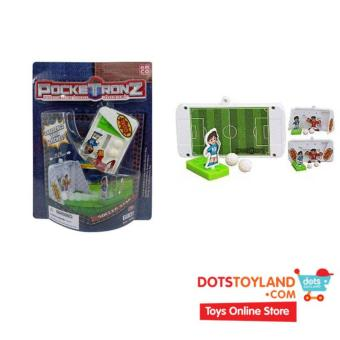 Harga Original Emco Pocketronz Soccer Star 6801