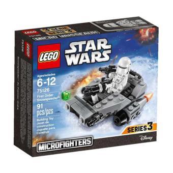 Hansaplast Plaster Kids Disney Star Wars Edition 3 Buah Daftar Source · LEGO Star Wars Microfighters 3 75126 Microfighter First Order Snowspeeder