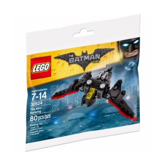 Harga Lego The Lego Batman Movie 30524 The Mini Batwing