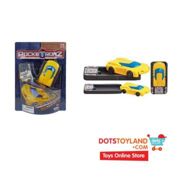 Harga Original Emco Pocketronz Race Car 6803/6804