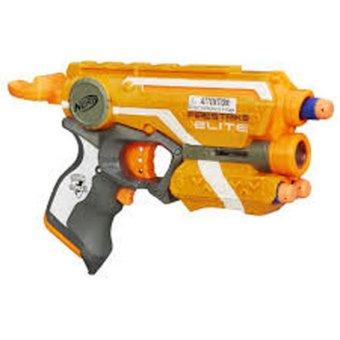 Harga Nerf 1114 STRIKE ELITE FIRESTRIKE BLASTER-Multi Colour