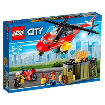 Harga LEGO® City - Fire Response Unit