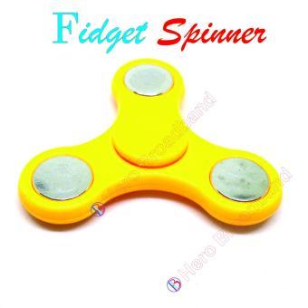 Harga Fidget Spinner Hand Toys Mainan Tri-Spinner EDC Ceramic Ball Focus Games Penghilang stress