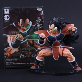 Harga Banpresto Craneking Scultures Dragon Ball Z Zokei 5 Tenkaichi Budokai Kai 5 Raditz Son Gokou Goku Brother Action Figure