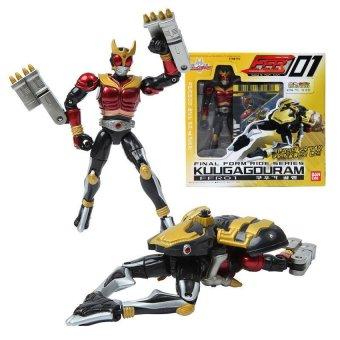 Bandai Masked Rider FFR01 Kamen Rider Decade Kuga Gouram Figure - intl