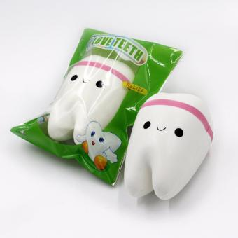 Harga I Love Teeth Squishy Gigi