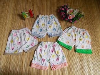 Home · Cotton Rich Legging Baby 0 6 & 6 12 Bulan Celana Panjang Bayi Girl