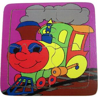 Harga Malva Kayla Toys First Puzzle Train