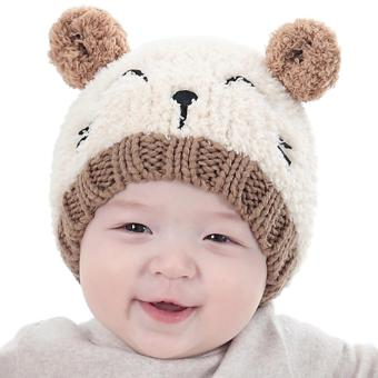 Harga Baby Toddler Kids Boy Girl Knitted Children's Lovely Soft Hat
