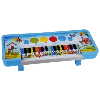 AA Toys MOMO Animal Teach The Piano 3013 - Piano Mainan BO