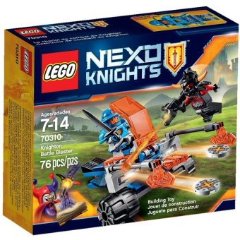 Harga Lego 70310 Nexo Knights : Knighton Battle Blaster