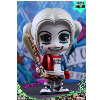 Harga Hot Toys Cosbaby - Suicide Squad - Harley Quinn Baseball ( Funko POP )