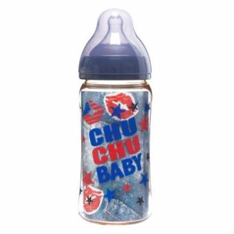 Harga CHUCHU PPSU Baby Feeding Bottle Mamacawa Wide Caliber Boys 240 ml