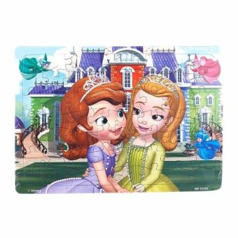 Harga Disney Sofia The First Large Puzzle 05