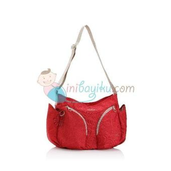 Harga Okiedog Mando Khanda Ruby Red Size : - Color Red Age 0M+
