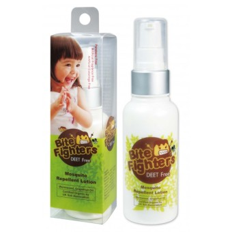 Harga Bite Fighters Mosquito Repellent Lotion 100ml