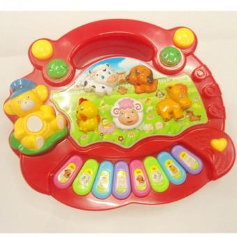 ... Mainan Music Piano Animal Sound Merah. Tantan Mainan Music Piano Animal Sound Merah. Toylogy Mainan Anak Mainan Tradisional Alat Musik Pukul Kolintang ...