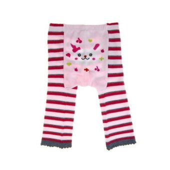 Harga BolehDeals Baby Infant Toddler Leggings Pants Tights - E1# M - Rabbit