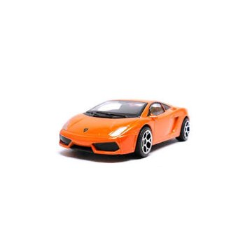 Harga Majorette Authentic Lamborghini Gallardo - Orange