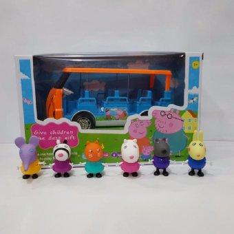 Bus Kebun Binatang Peppa Pig Bus Kebun Binatang Peppa Pig Latest .
