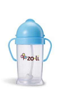 Harga 360dsc Innovative Amusing Lidless Spin Cup With Straw Grey Source · Zoli straw sippy cup BOT XL 9oz