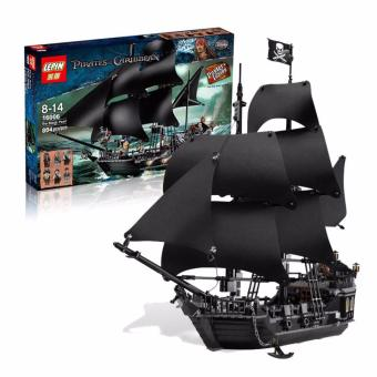 Harga The Black Pearl - Lepin 16006 - Pirates of The Caribbean