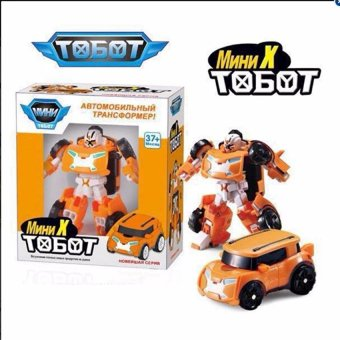 Tobot Mini X Series Transforming Robot - intl