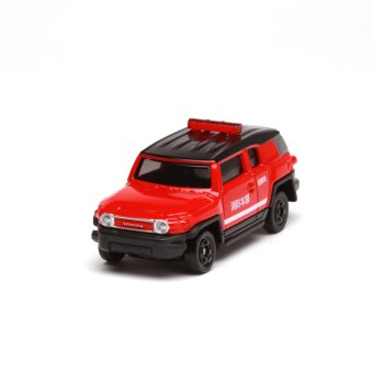 Harga Tomica Toyota FJ Cruiser Fire Command Car