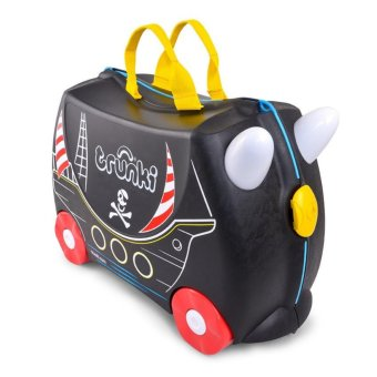 Harga Trunki Ride on Kids Suitcase Pedro Pirate