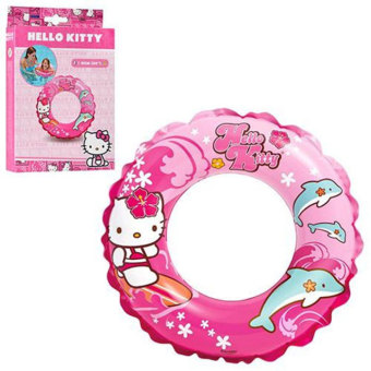 Harga Intex Swim Ring Hello Kitty Dolphin