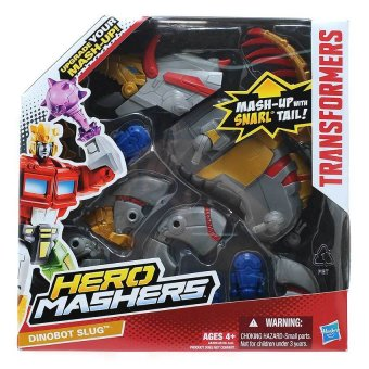 Harga Hasbro Transformers Hero Mashers Battle - Dinobot Slug